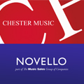Chester Music & Novello: New Works - December 2016
