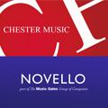 Chester Music & Novello: New Works - February 2017