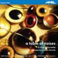 Simon Holt CD 'A Table of Noises' out now