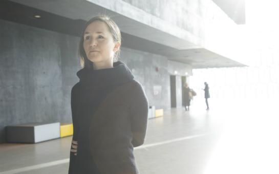 Anna Thorvaldsdottir world premiere in The Hague