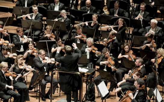 Online Performances by Symphony Orchestras