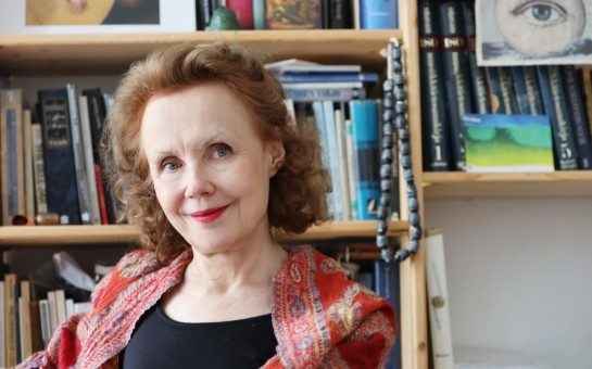"Kaija Saariaho at Festival d'Aix en Provence ""The Digital St"