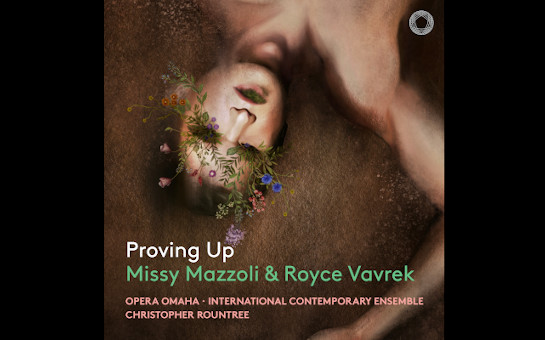 Premiere recording of Mazzoli and Vavrek's opera 'Proving...