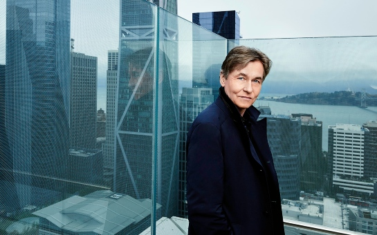 Esa-Pekka Salonen awarded Honorary Knighthood