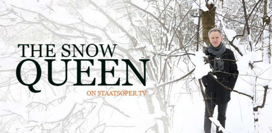 Stream Abrahamsen's The Snow Queen from December 28