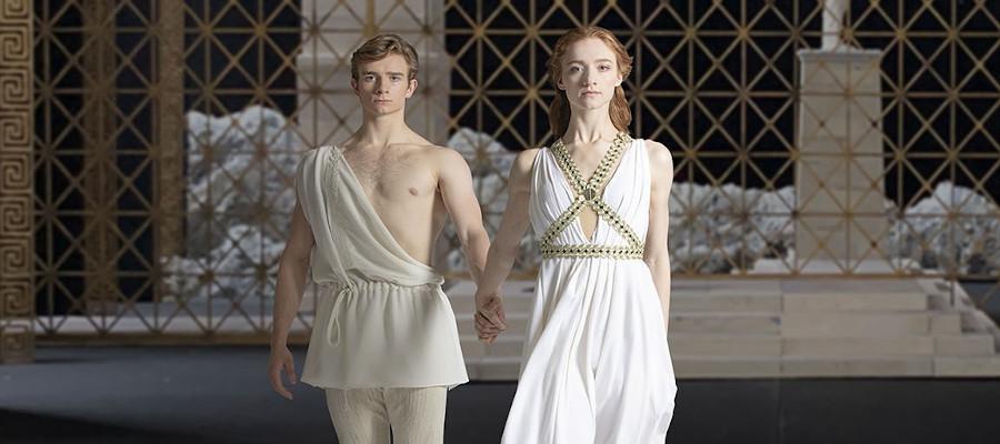 Alexei Ratmansky choreographs Aram Khachaturian