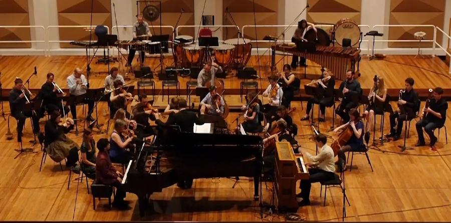 Australian Socially Distanced Performance Repertoire