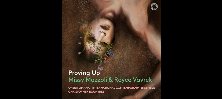 Premiere recording of Mazzoli and Vavrek's opera 'Proving Up' released by Pentatone
