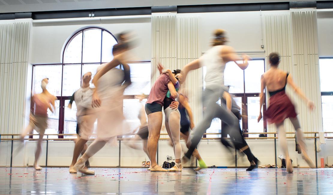 John Adams's 'Shaker Loops' at the Birmingham Royal Ballet