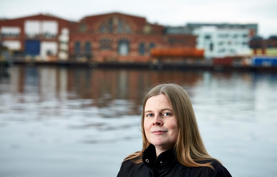 Britta Byström wins the Stora Christ Johnson-priset