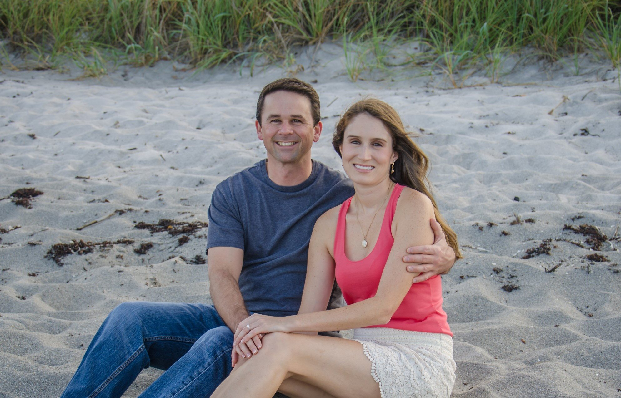 Christine Trammell & Andrew Eastwick