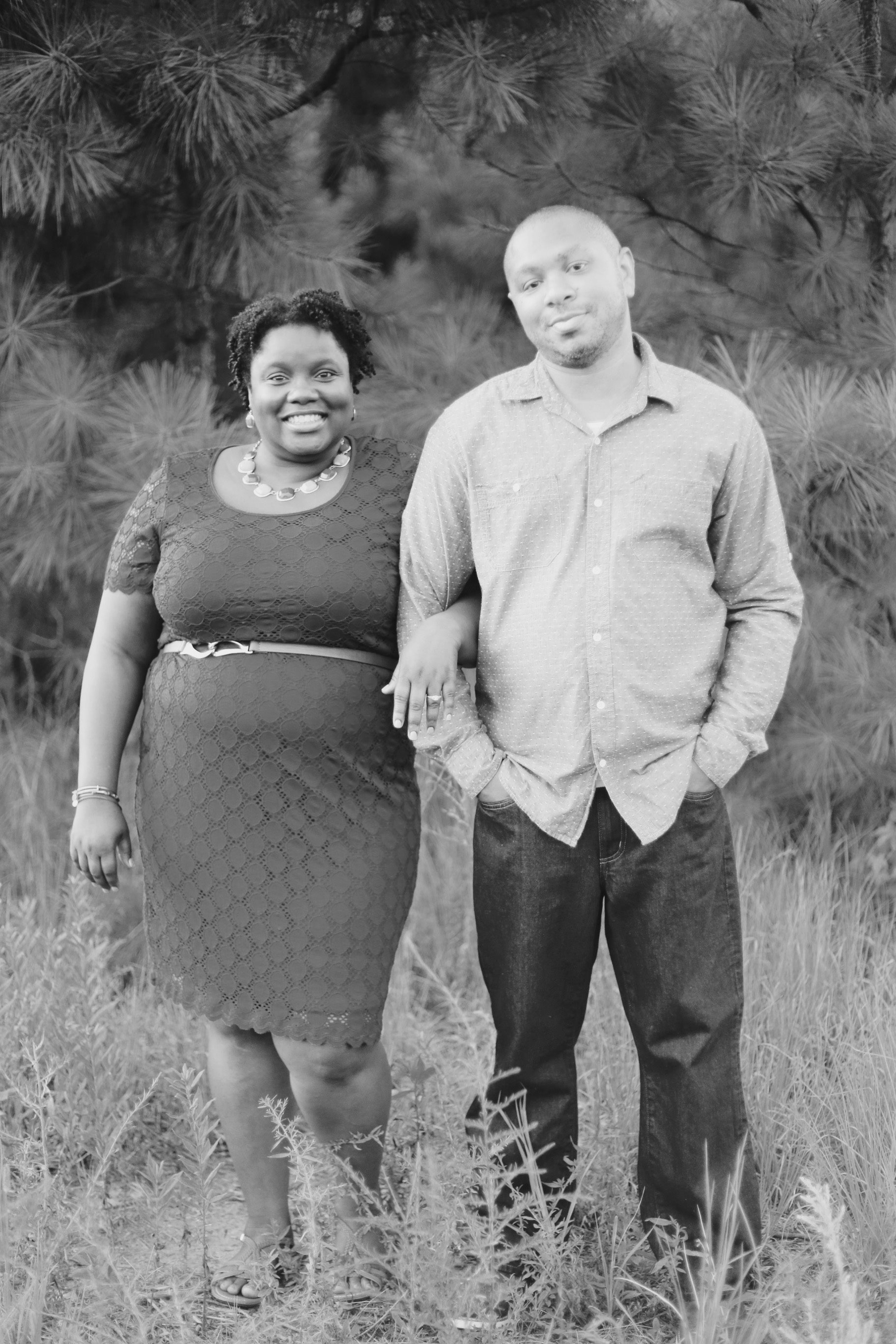 Erika Alexander & Michael Brown-1