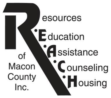 REACH of Macon County (also serving Jackson County)-2