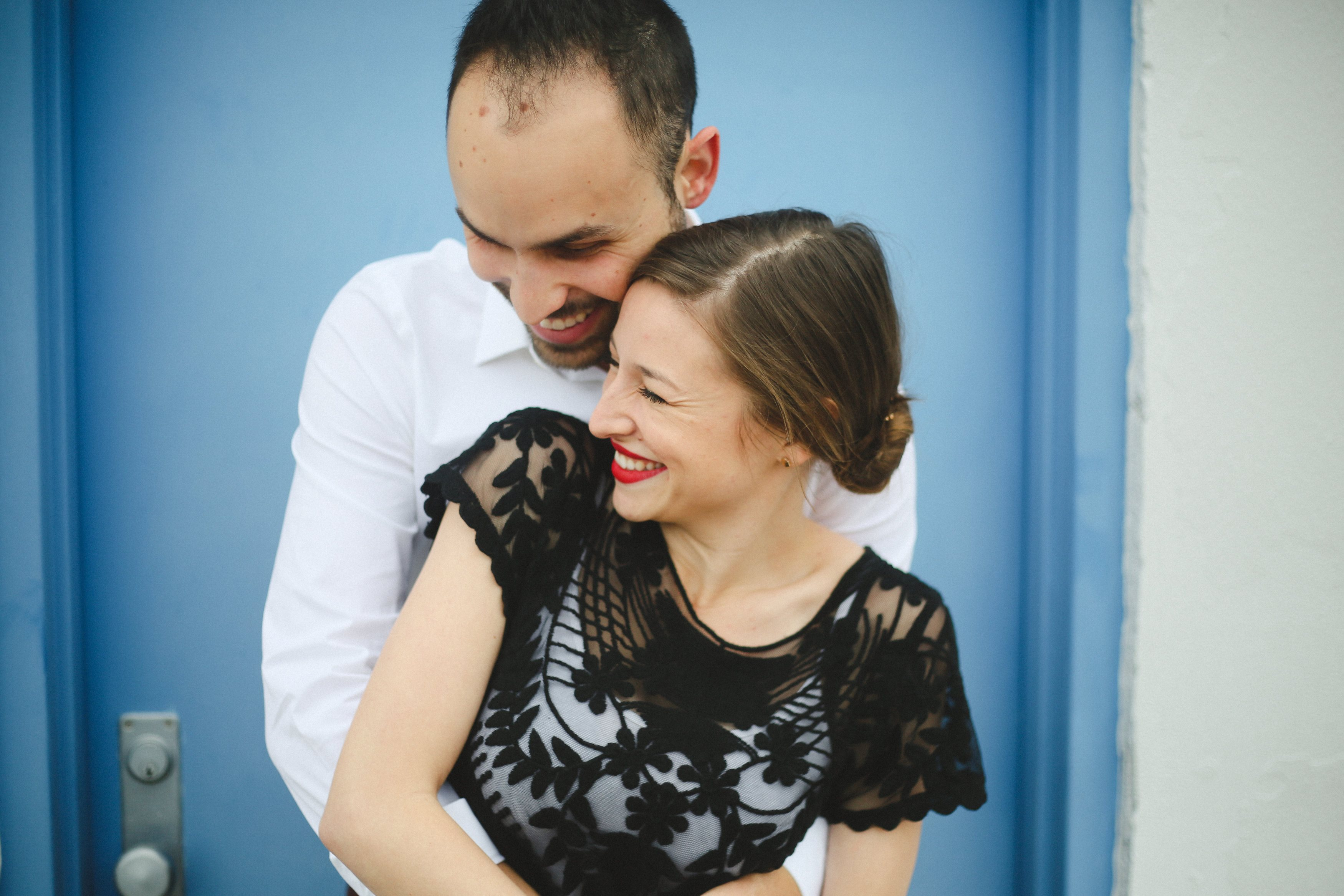 Heather Starkey & Dan Miller