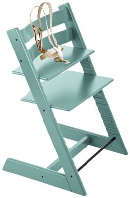 stokke tripp trapp highchair aqua blue. Black Bedroom Furniture Sets. Home Design Ideas