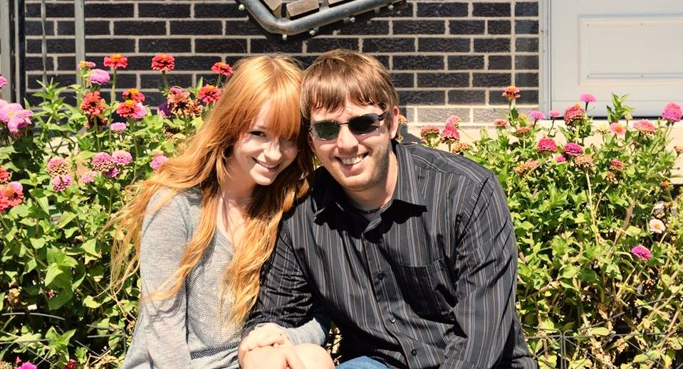Candace Staab & Nathan Riedel