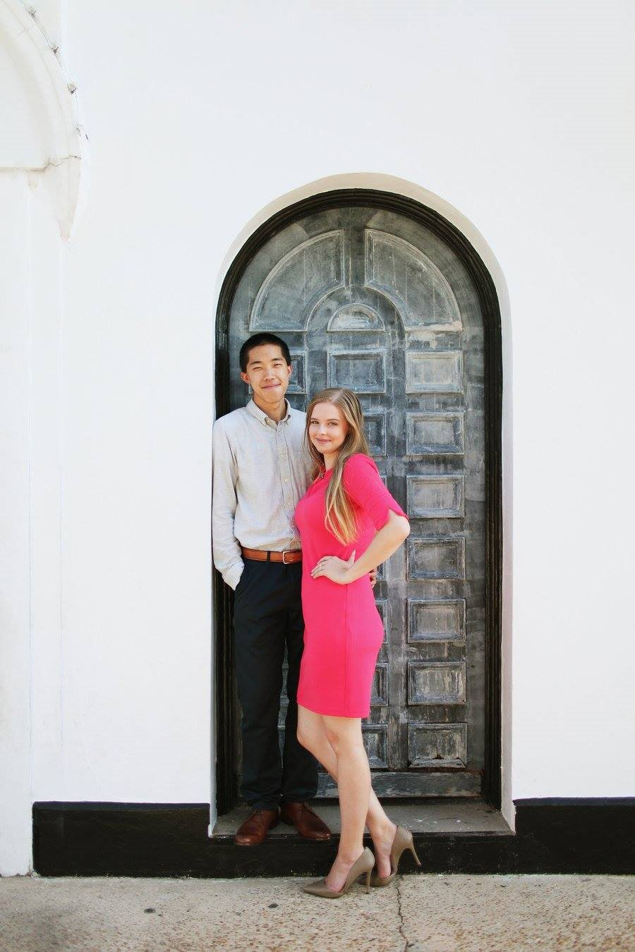 Jeremy Kong & Brooke Wiley