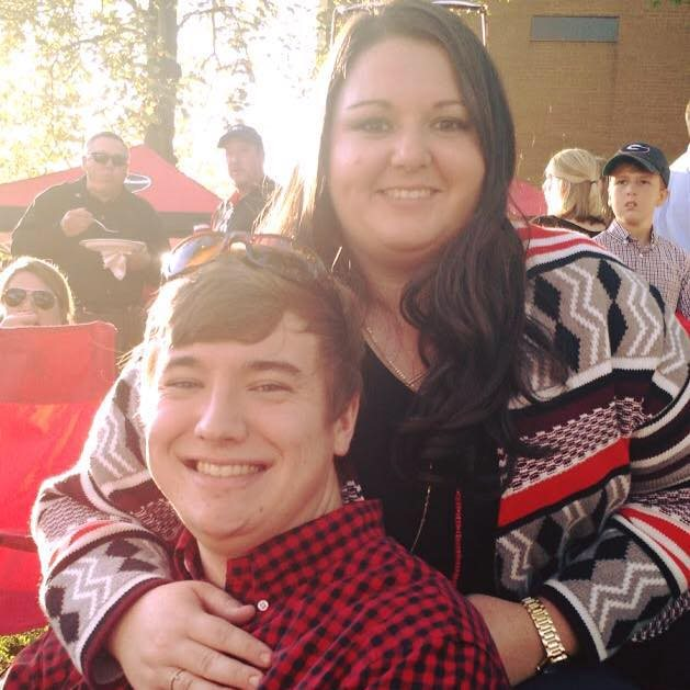 Kimberly Edwards & Dylan McLean-1