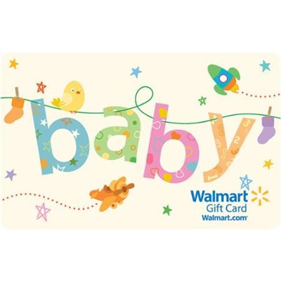 baby clothesline gift card myregistry gift ideas