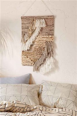 Rossa Woven Wall Hanging Urban Outfitters Myregistry