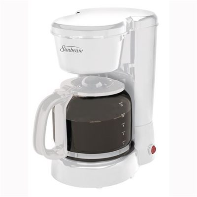 Sunbeam 12 Cup Switch Coffeemaker Bvsb12b 33a Walmart Ca