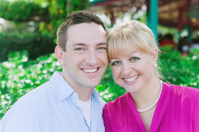 Lisa Andres & Wes Cole