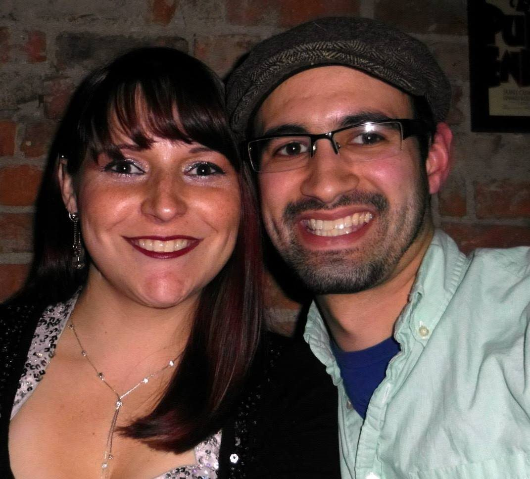 Cindy Henry & Chris Papale-1