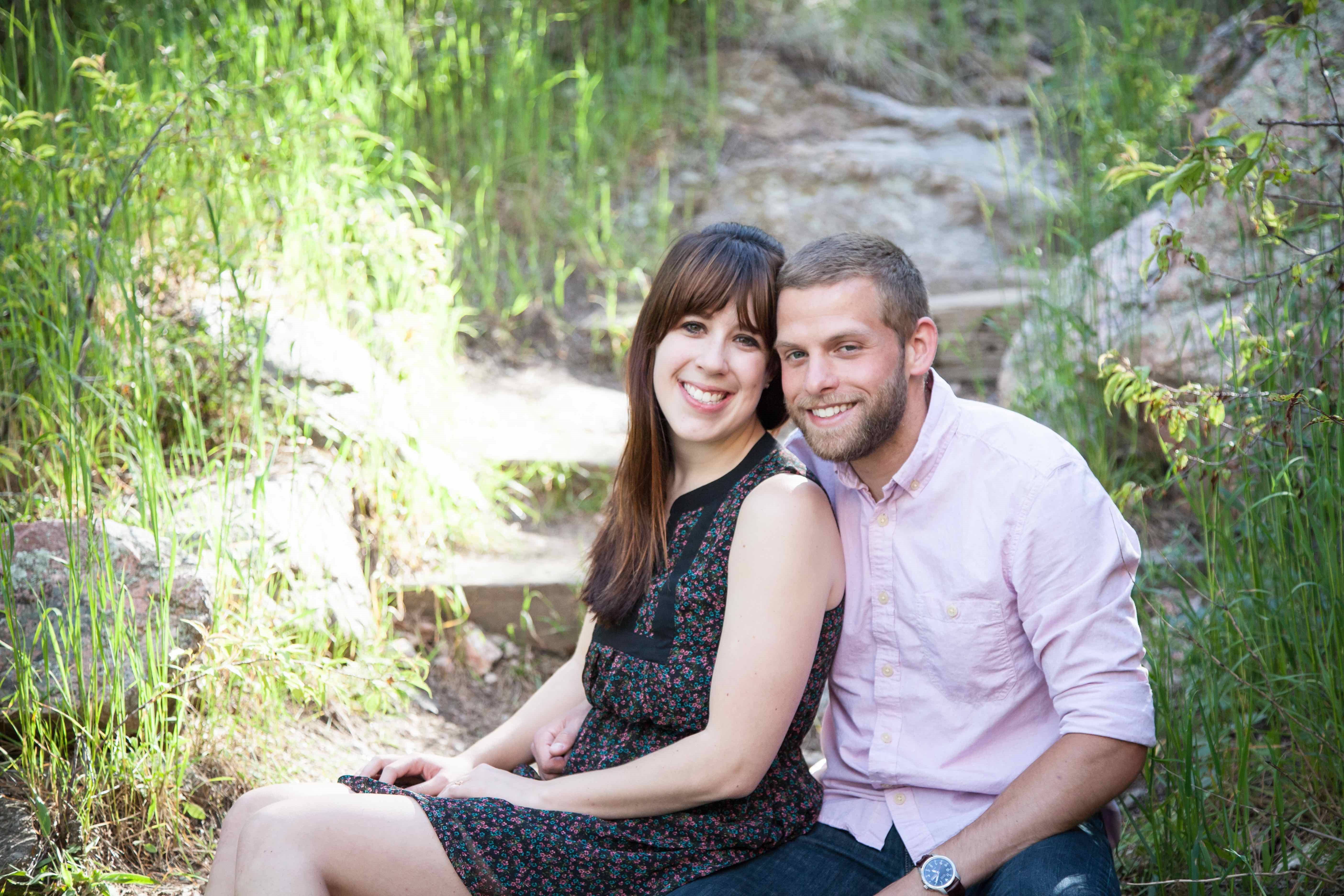 Maggie Hepler & Andy Chasse