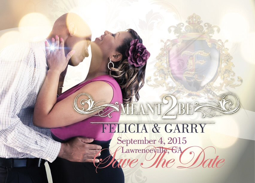 Felicia Jones & Garry Francis-1
