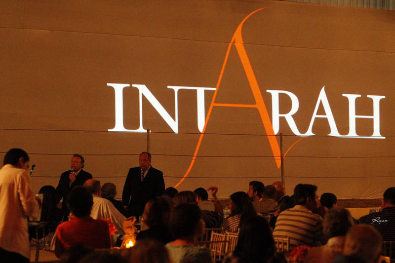 INTARAH AUCTION SUCCESS!