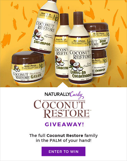 Coconut Restore Giveaway