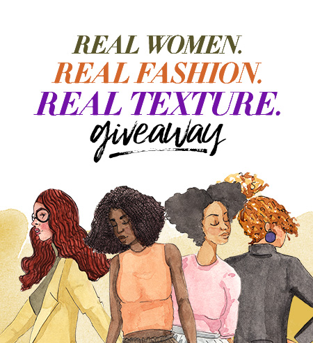 Texture On The Runway 2017 Giveaway