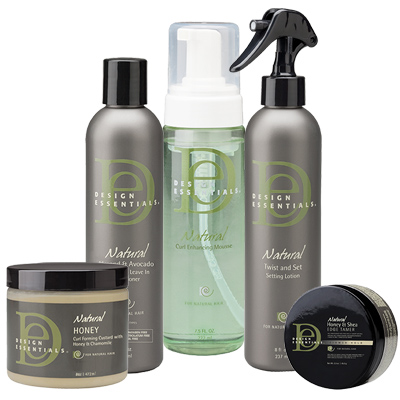 Natural Flawless Summer Curls In A Flash Prize Pack