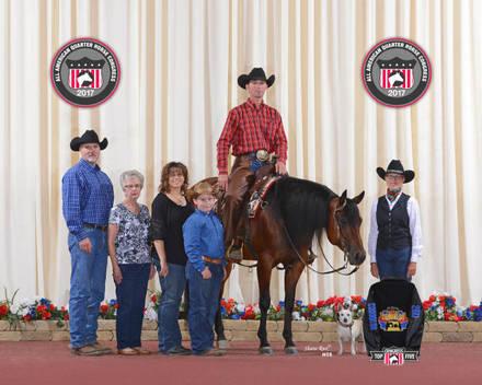 John Roberts Performance Horses