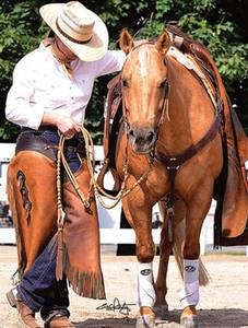 Ranch Horse Riding Fashion