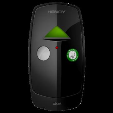 Argos Íris Henry - Controle de Acesso