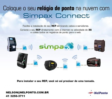 Sistema de Tratamento de Ponto Online SIMPAX NelPonto