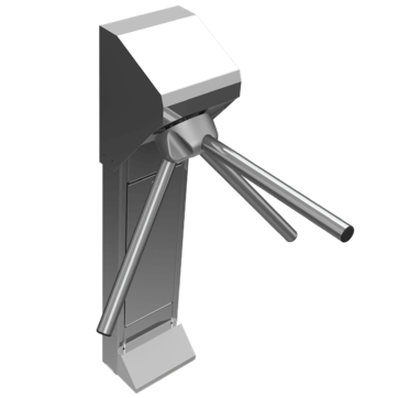 Pedestal Inox Semi Eletrônica Henry