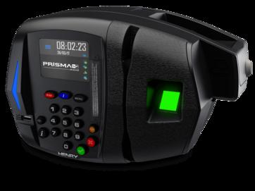 Relógio ponto Henry  Prisma SF Advanced  rep homologado inmetro + software de ponto Relógio de Ponto REP - Henry