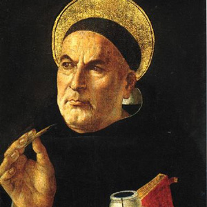 Thomas Aquinas Icon