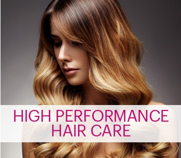 High Performance Hair Care