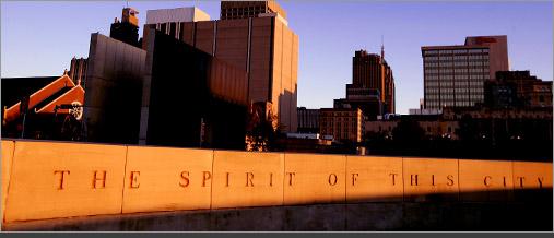 The Oklahoma City National Memorial. Bryan Terry, The Oklahoman.