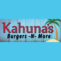 Kahuna's Burgers-n-More