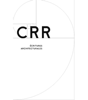 CRR Ecritures Architecturales