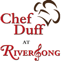 Chef Duff at RiverSong