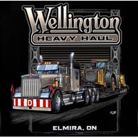 Wellington Heavy Haul Inc.