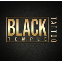 Black Temple Tattoo