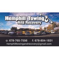 Hemphill Towing