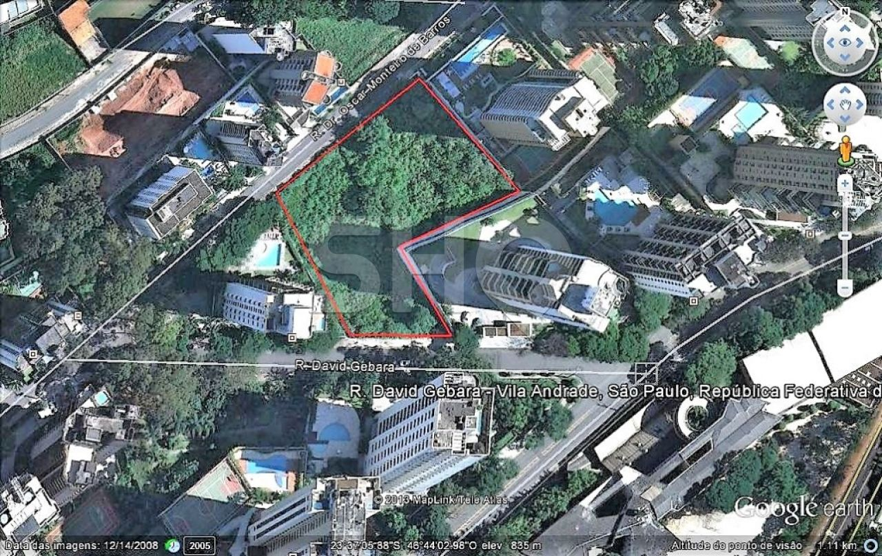 Terreno para Venda - Jardim Parque Morumbi