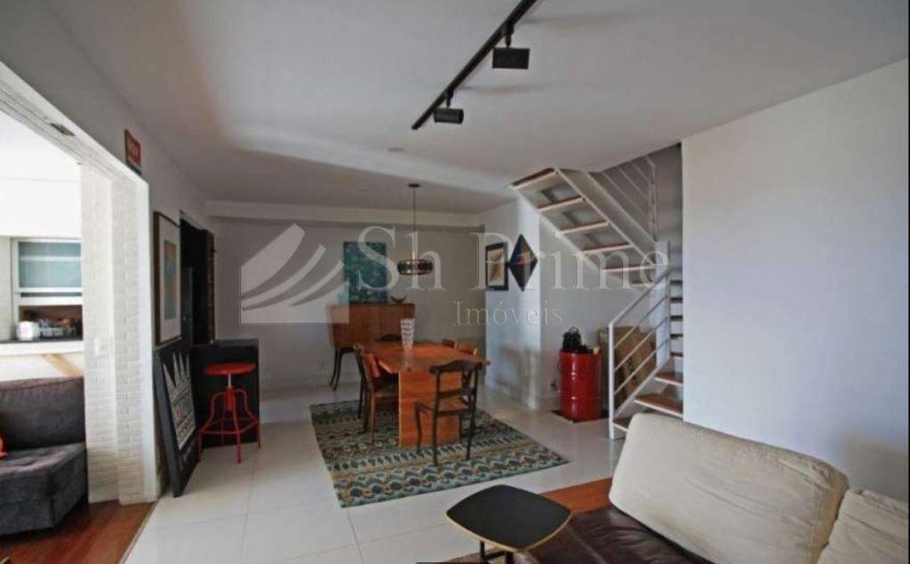 Cobertura Duplex para Venda - Pinheiros
